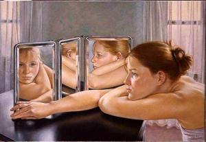 mujer-ante-espejo